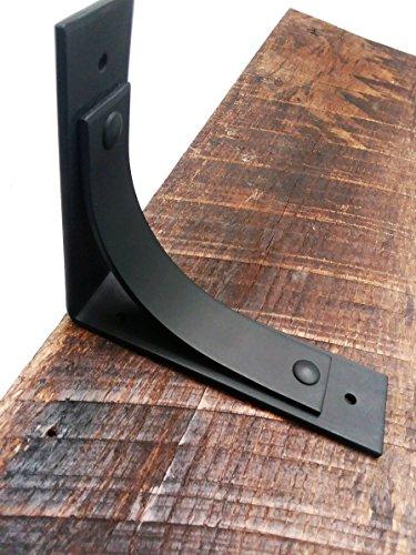 """ONE Decorative Metal Support Bracket 6""""x7"""" Shelves Corbels Countertop Overhangs"""