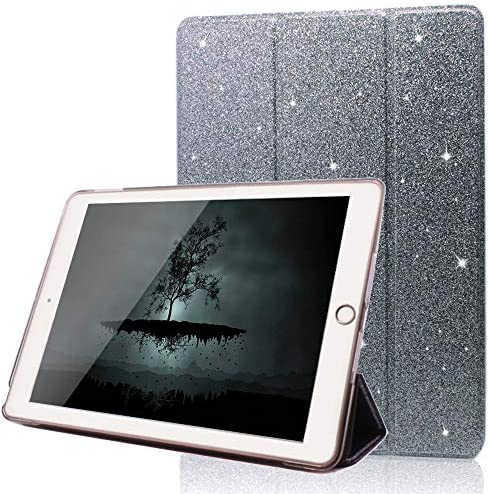 FANSONG Glitter Leather Magnetic Lightweight