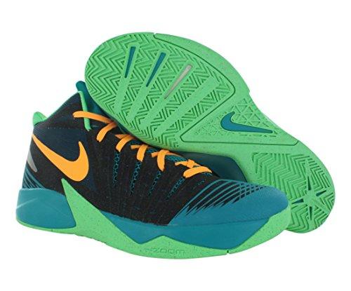 Nike Scarpe Uomo Zoom i Get secchi TRB Grn/Mng-nghtshd-Mtllc ATMC, Verde (Verde), 47,5