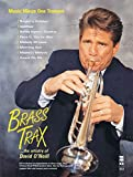 img - for Brass Trax - The Artistry of David O'Neill: Music Minus One Trumpet book / textbook / text book