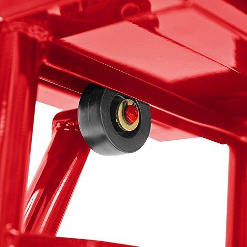 XR 650 R Motocross M Rot Hubst/änder Honda CRF 250 L//R-RX//Rally ConStands