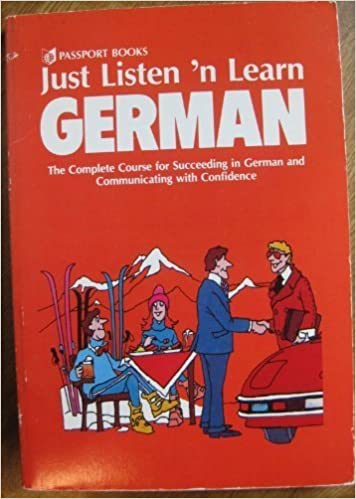 Just Listen and Learn: German by RACH (1989-06-03)