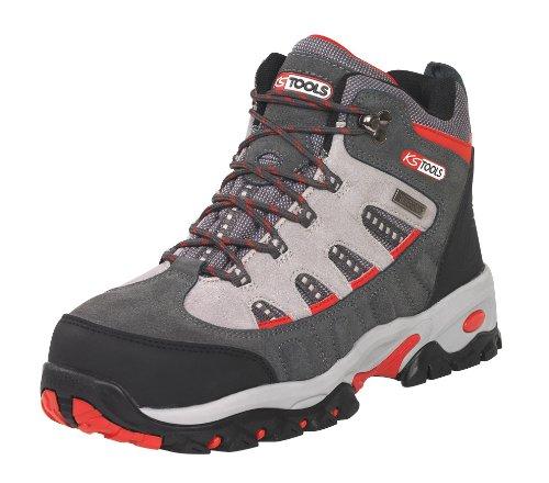 KS Tools 310.2205 Sicherheits-Stiefel S3 Grau, 38