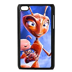 ipod touch 4 phone cases Black The Ant Bully cell phone cases Beautiful gifts YWTS0412086