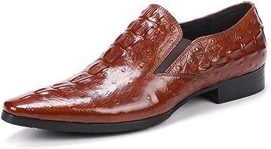 TAZAN 2019 Zapatos De Vestir Formal Oxford Clásico Para Hombre ...