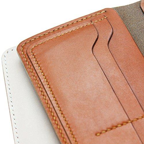 wuta acrylic pattern for 8 card slots long wallet templates set