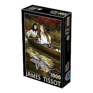 Unbekannt Toys 2 Puzzle 1000 A D James Tissot