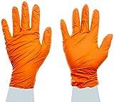High Five Blaze N484 Series N48 Nitrile Exam Glove, X-Large (Case of 1000)