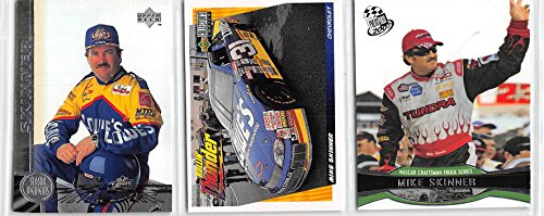 (Mike Skinner - NASCAR Racing Card Lot - 3 Cards (A) )