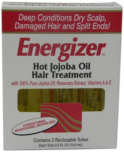 Energizer Jojoba Treatment Fluid Ounce