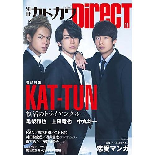 別冊カドカワ DirecT 11 表紙画像
