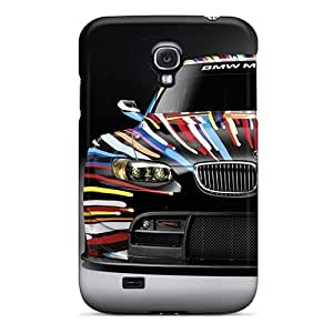 UOk4212BqYs Snap On Case Cover Skin For Galaxy S4(bmw Motorsport)
