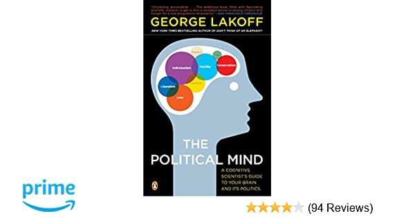 the political mind lakoff george