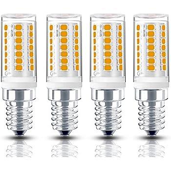 Bonlux 7w Dimmable E12 Candelabra Led Bulbs 60w
