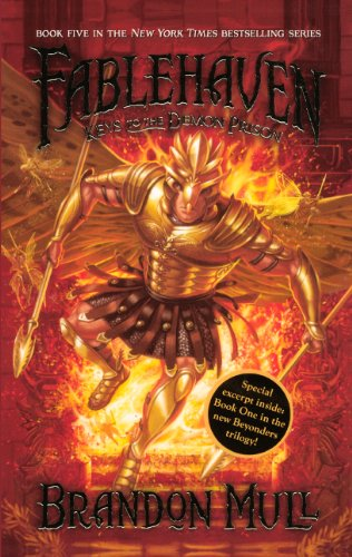 Keys To The Demon Prison (Turtleback School & Library Binding Edition) (Fablehaven)
