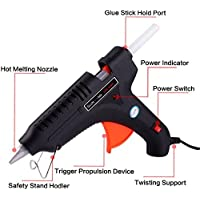 Winner Itek Leak Proof 100 Watt With 5 Sticks Heavy Standard Temperature Corded Glue Gun (11 mm) Standard Temperature Corded Glue Gun