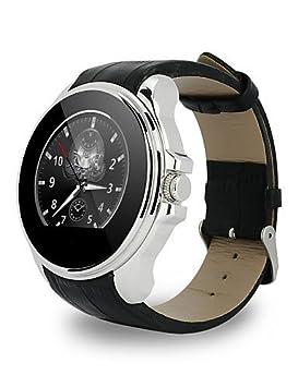 ordro® reloj inteligente de pantalla redonda original, gsm ...