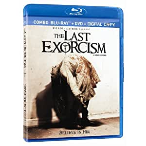 The Last Exorcism (Combo Blu-ray + DVD Plus Digital Copy) (Blu-ray)