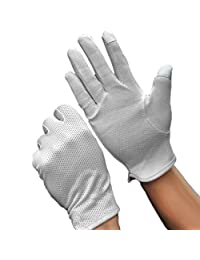 Summer Non Slip Driving Cycling Motorcycle Gloves UV Protection Touchscreen