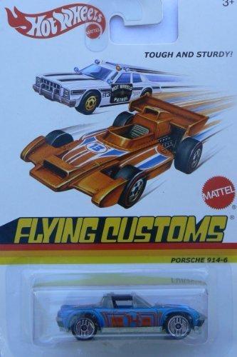 Hot Wheels Flying Customs Porsche 914-6