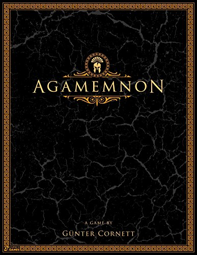(Agamemnon: A fast-paced strategy game for two players (Osprey Games))