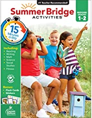 Summer Bridge Activities Workbook―Bridging Grades 1 to 2 in Just 15 Minutes a Day, Reading, Writing, Math, Sci
