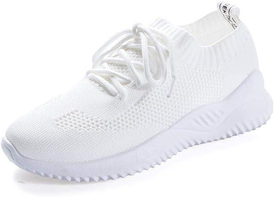 Zapatillas para Mujer Blancas, Zapatillas Deportivas, Zapatillas ...