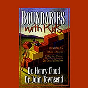 Boundaries with Kids Audiobook