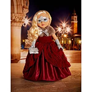 Journey Girls 2015 Italy Holiday Doll by Journey Girls