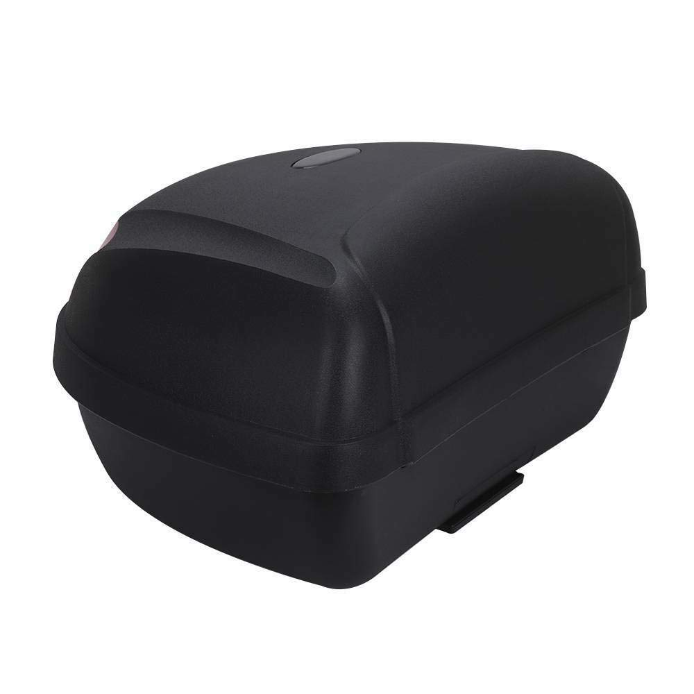 CellDeal Universal 56L Motorcycle Extra-large Trunk 2 Helmets Motorcycle Top Box Rear Luggage Storage Back Case