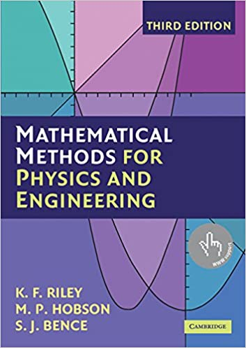 Mathematical methods for physics and engineering a comprehensive mathematical methods for physics and engineering a comprehensive guide 3rd edition fandeluxe Images