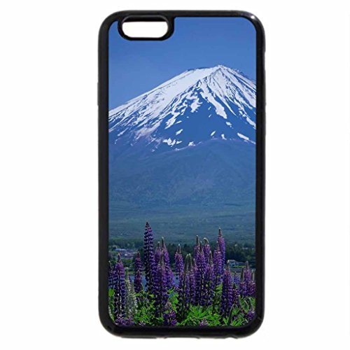 iPhone 6S / iPhone 6 Case (Black) Mountain