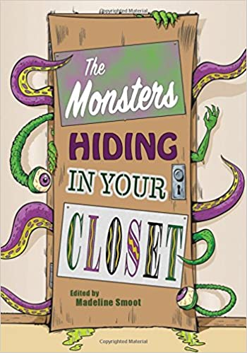 Image result for pictures of monsters hiding in closet