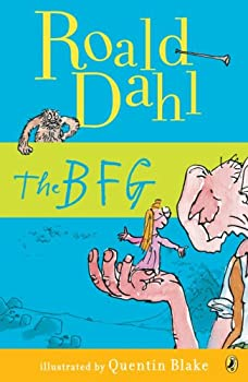 The BFG 0141301058 Book Cover