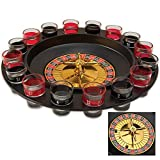 Club Fun SPROULT Maxam 16-Shot Roulette Drinking Game Set