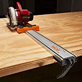 Bora 50-Inch Ruled WTX Clamp Edge and Saw Plate Set