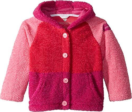 Obermeyer Kids Unisex Avenger Fleece Jacket (Little Kids/Big Kids) Back to Fuchsia (Preschool Girls Ski Jacket)