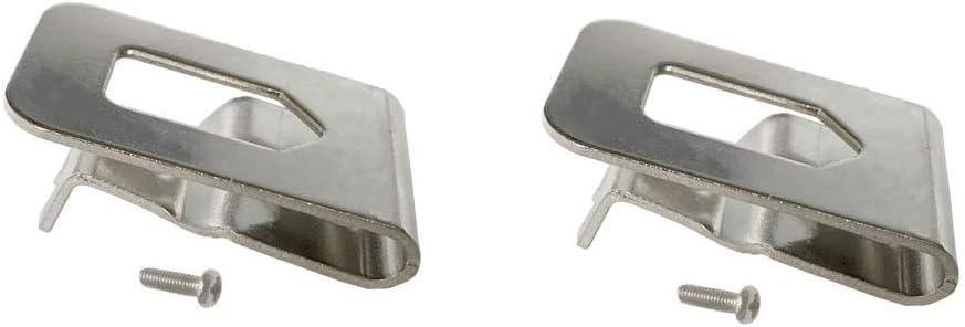 Replacement Belt Hook Clip for Dewalt N268241 Fit for 20V Power Tools DCD980 DCD985 2Packs