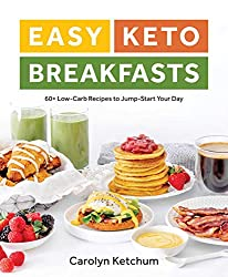 Image of the product Easy Keto Breakfasts : that is listed on the catalogue brand of Victory Belt Publishing.