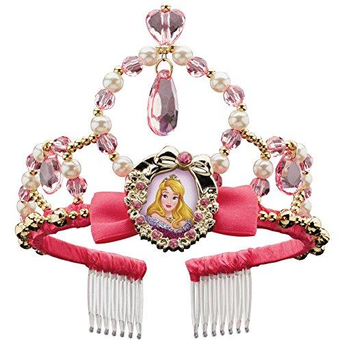Aurora Classic Disney Princess Sleeping Beauty Tiara, One Size Child -