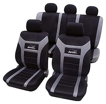 Audi A6 Universal Grau Sitzbezüge Sitzbezug Auto Schonbezüge Schonbezug