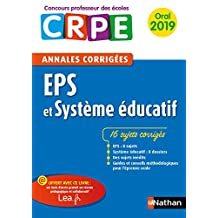 Ebook - Annales CRPE : EPS 2019 (Les annales) (French Edition)