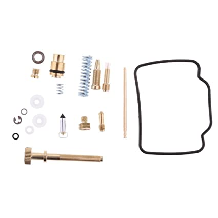 Partman Carburetor Carb Repair Rebuild Kit For Kawasaki KLF300 Bayou 300 4x4 1989-2004 NEW