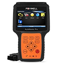 Foxwell Nt624 All System Obdii Scanner Accurate Diagnosis Tool Scanner for 58 Vechicle Makes having Code reader ,ABS,Airbag,Instrument Cluster