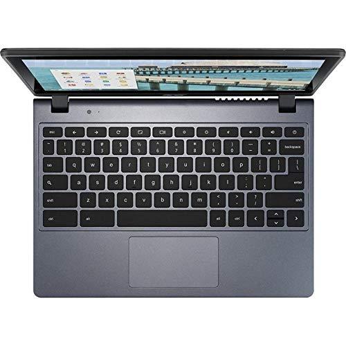 (Renewed) Acer C720p-2625 11.6in Touchscreen ChromeBook Intel Celeron 2955U Dual-core 1.40 GHz 4 GB RAM, 16 GB SSD, Chrome OS