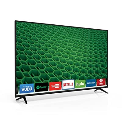 "VIZIO D65-D2 D-Series 65"" Class Full Array LED Smart TV (Black)"