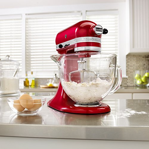 ★★★★★ TOP 10: BEST KITCHENAID MIXER 5 QT REVIEWS 2018 - Magazine cover
