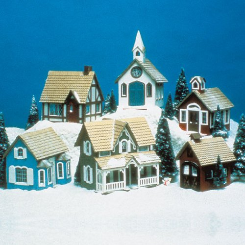 Dollhouse Miniature 1/48 Scale Greenleaf Dollhouse Village