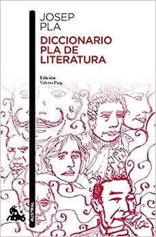 Book Diccionario Pla de literatura