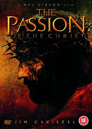 passion of the christ english audio track